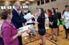 Więcej o: Uroczyste rozdanie dyplomów DSD II