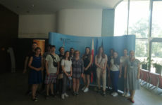 Więcej o: Wizyta w Ambasadzie Republiki Federalnej Niemiec