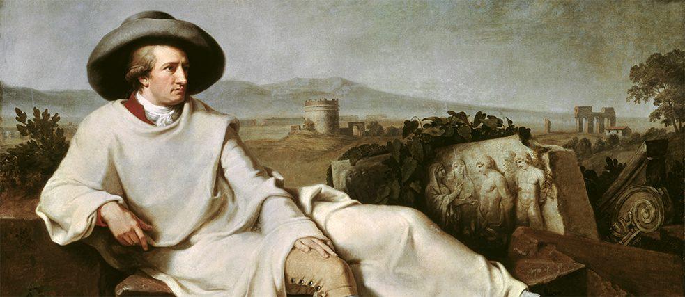 Joahn Wolfgang Goethe