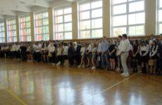 Zakończenie roku szkolnego klas trzecich 2018-2019 LO49.EDU.PL
