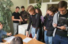 Więcej o: Szkolne wybory do parlamentu